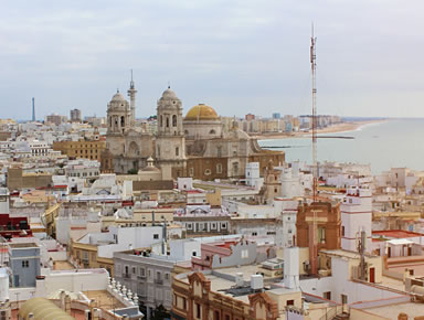 Cadiz city