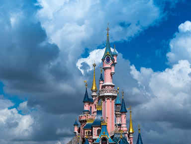 castle eurodisney