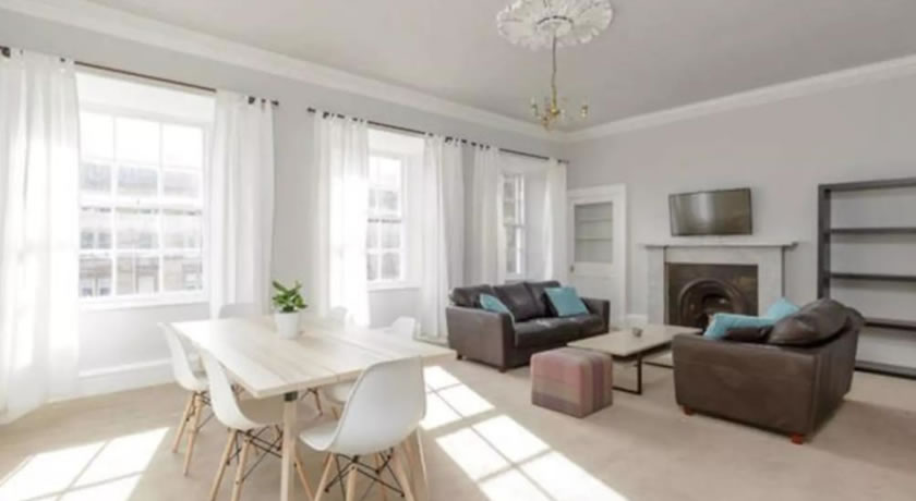 Leith Walk 4 Bedroom Apartment
