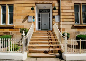 Serviced Apartments in Glasgow, City Centre, Short Stay