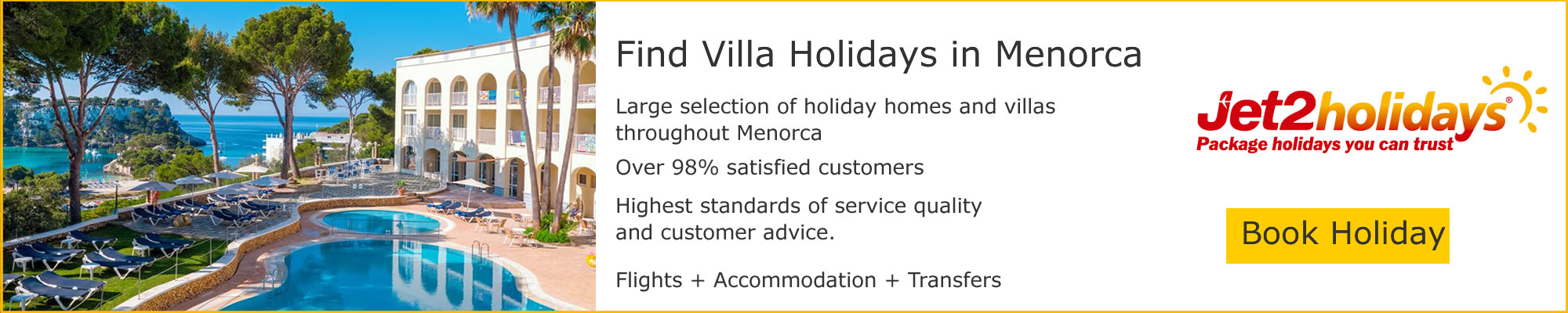 Self catering Villas