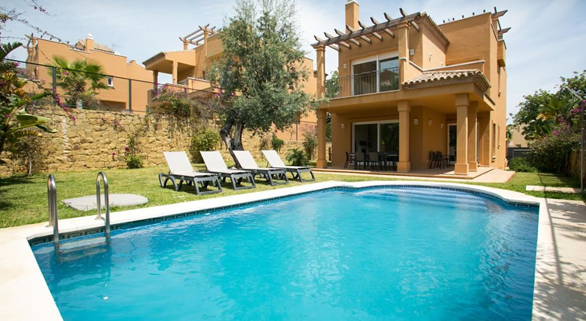 Villas in Marbella