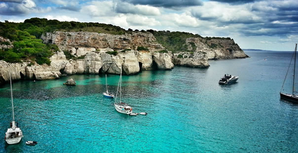 Menorca Sea view