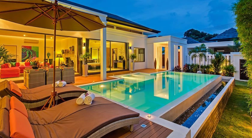 Crystal Pool Villa