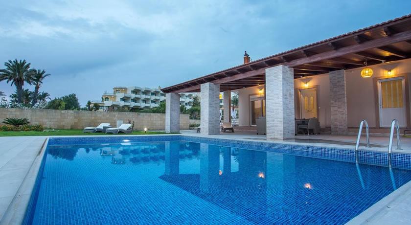 3 Bedroom Private Pool Villa With Terrace
