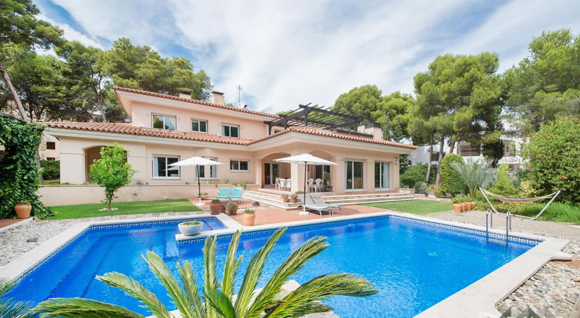 Villas in Salou