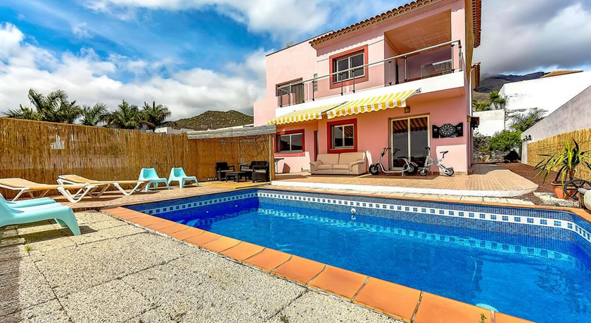 Villas in Tenerife