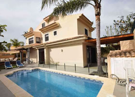 VILLA LEVANTE BEACH 6 BD