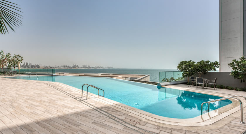 BW 1 Bedroom Apartment With Pool, Jumeirah Beach Residence