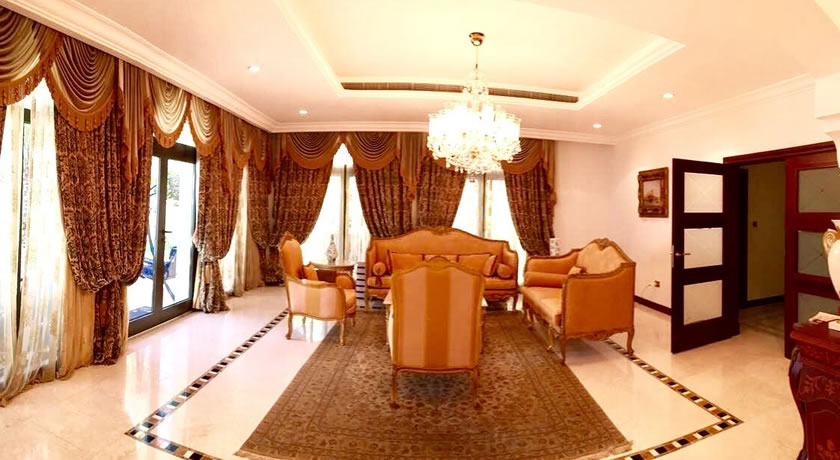 Five Bedroom Villa - Palm Jumeirah