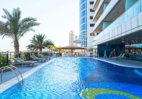 OH 3 Bedroom Apartment With Pool, Dubai Marina, Dubai